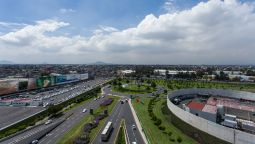 Exterior view NH Collection México City Airport T2