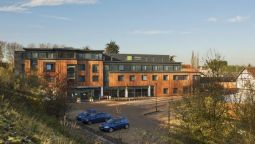 Buitenaanzicht JCT.10 Holiday Inn Express CAMBRIDGE-DUXFORD M11