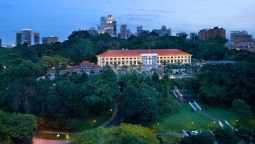 Exterior view Fort Canning