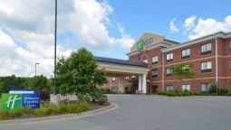 Exterior view Holiday Inn Express & Suites BRIDGEPORT