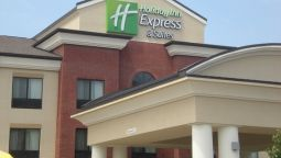 Exterior view Holiday Inn Express & Suites FAIRMONT
