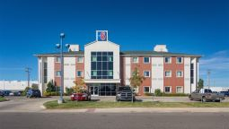 Exterior view MOTEL 6 NORMAN