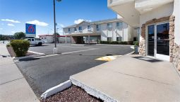 Exterior view MOTEL 6 WILLIAMS EAST-GRAND CA