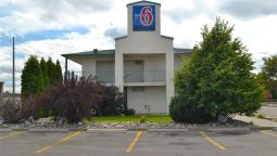 Exterior view MOTEL 6 BILLINGS