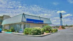 Exterior view MOTEL 6 EL PASO CENTRAL