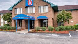 Buitenaanzicht MOTEL 6 ROANOKE RAPIDS NC
