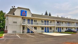 Buitenaanzicht MOTEL 6 SACRAMENTO SOUTH