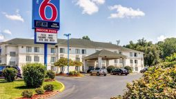 Exterior view MOTEL 6 COLUMBIA EAST