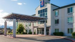 Buitenaanzicht MOTEL 6 ANCHORAGE - MIDTOWN
