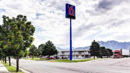Exterior view MOTEL 6 SALT LAKE CITY