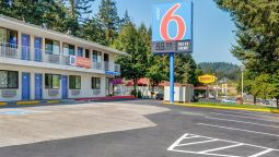 Exterior view MOTEL 6 EUGENE SOUTH - SPRINGFIELD