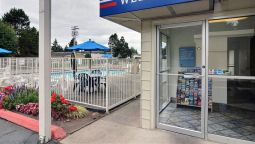 Exterior view MOTEL 6 TUMWATER OLYMPIA