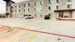 Exterior view MOTEL 6 SWEETWATER TX