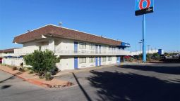 Exterior view MOTEL 6 SAN ANGELO