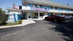 Buitenaanzicht Motel 6 Grand Rapids North  Walker