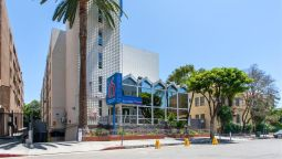 Exterior view MOTEL 6 LOS ANGELES - HOLLYWOOD