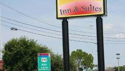 Buitenaanzicht NEW SIX INN AND SUITES HOUSTON