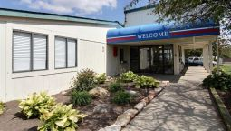 Exterior view MOTEL 6 CANTON OH