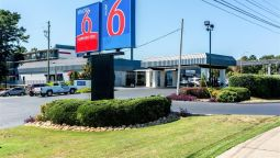 Buitenaanzicht MOTEL 6 ATLANTA NORTHWEST