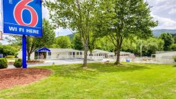 Exterior view MOTEL 6 ASHEVILLE