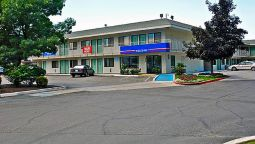 Exterior view MOTEL 6 MEDFORD SOUTH