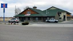 Exterior view MOTEL 6 DILLON