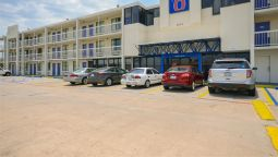 Exterior view MOTEL 6 HOUSTON RELIANT PARK