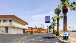 Exterior view MOTEL 6 ST GEORGE