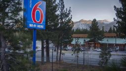 Exterior view MOTEL 6 MAMMOTH LAKES