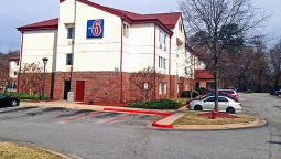 Exterior view MOTEL 6 ROCKY MOUNT