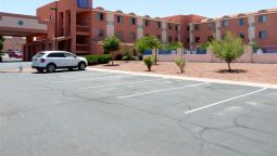 Exterior view MOTEL 6 PAGE
