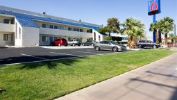 Buitenaanzicht MOTEL 6 PALM SPRINGS NORTH