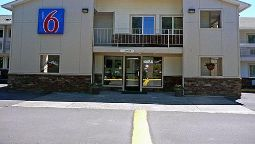 Exterior view MOTEL 6 MCMINNVILLE