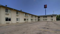 Exterior view MOTEL 6 NORTH PLATTE