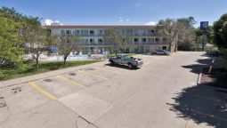 Exterior view MOTEL 6 MINNEAPOLIS N ROSEVILLE