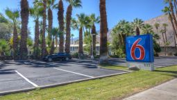 Exterior view MOTEL 6 PALM SPRINGS EAST-EAST PALM