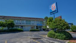 Exterior view MOTEL 6 MERIDIAN MS