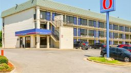 Buitenaanzicht MOTEL 6 LITTLE ROCK WEST