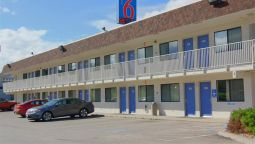 Exterior view MOTEL 6 RAPID CITY SD