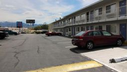 Exterior view MOTEL 6 ALBUQUERQUE MIDTOWN