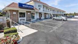 Exterior view MOTEL 6 SAN JOSE AIRPORT