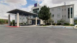 Exterior view MOTEL 6 ALBUQUERQUE NORTH