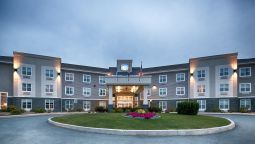 Exterior view BEST WESTERN PLUS BRIDGEWATER