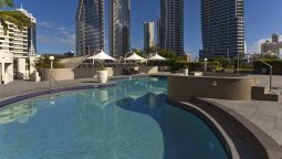 Exterior view HOTEL GRAND CHANCELLOR SURFERS PARADISE