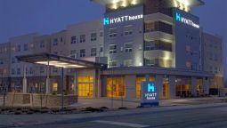Exterior view HYATT house Denver Boulder Broomfi