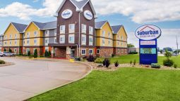Exterior view Suburban Extended Stay Hotel Cedar Falls