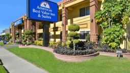 AMERICAS BEST VALUE INN - Fontana (California)