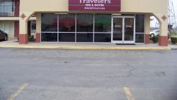 Buitenaanzicht TRAVELERS INN AND SUITES OKLAHOMA CITY