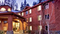 Exterior view TRUCKEE DONNER LODGE