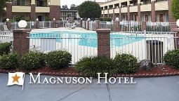 Exterior view MAGNUSON HOTEL VIRGINIA BEACH